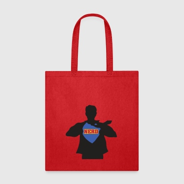 The Nerd Man - Tote Bag