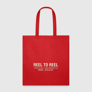 vintage reel to reel - Tote Bag