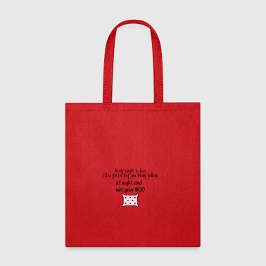Being single is fun - Tote Bag