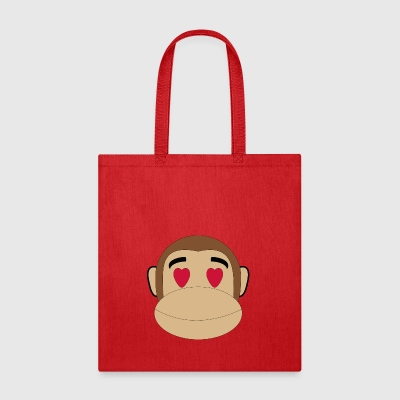 love monkey - Tote Bag