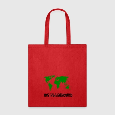 My playground - Tote Bag