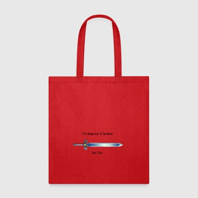 Sword - Tote Bag