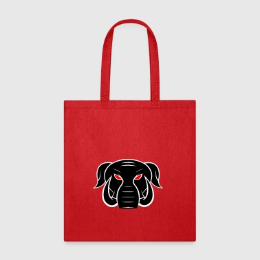 bad Elephant - Tote Bag