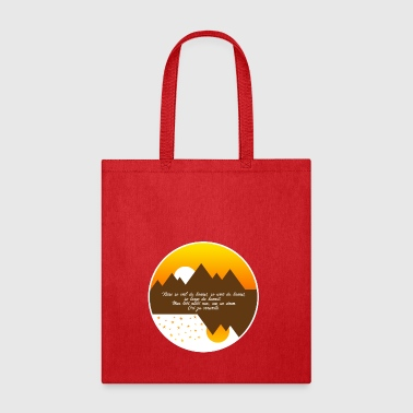 Travel as much as you can as far as you can - Tote Bag