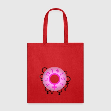 Women Power Feminist Patriarchy - Tote Bag
