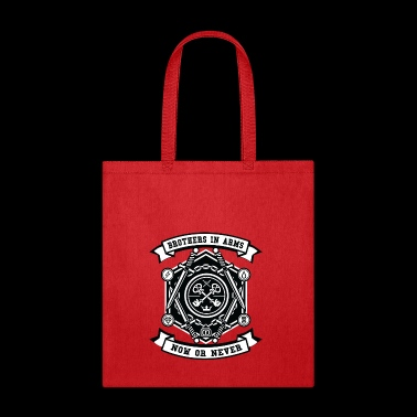 Brothers In Arms Now Or Never Exclusive Design - Tote Bag