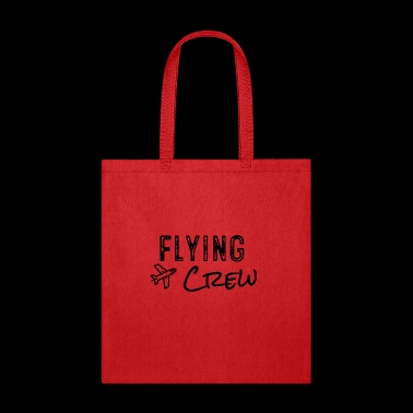 Flying Crew - Tote Bag