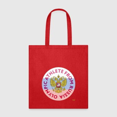 Olympic Athlete from Russia - Tote Bag
