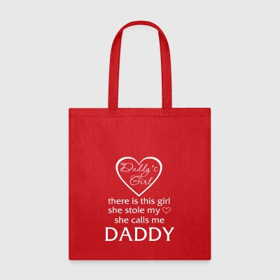 Daddy Girl - Tote Bag