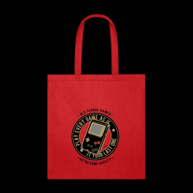 LAST GAMER - Tote Bag