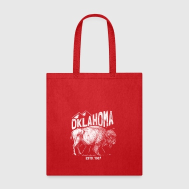 Shirt for indigenous americans - Oklahoma - Tote Bag