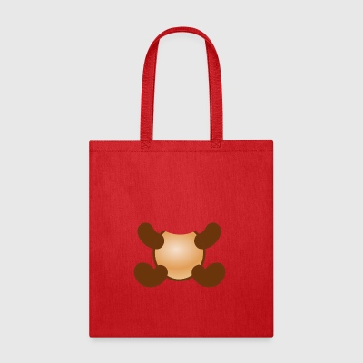 Shirt as costume for monkey lovers - Tote Bag