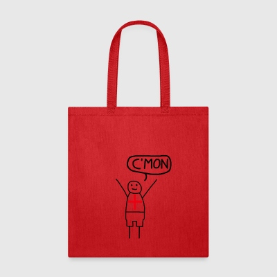 ENGLAND World Cup C'mon! Soccer Football 2018 - Tote Bag