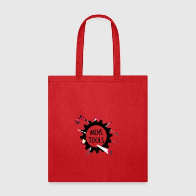 Men's Tools - Tote Bag