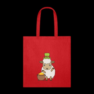 Irish Sheep Farmer St Patrick's Day Gift - Tote Bag