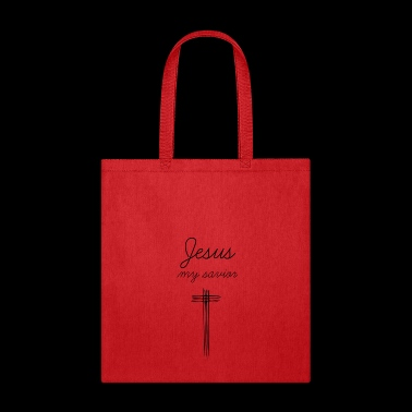 Jesus my savior Design - Gift idea for christians - Tote Bag