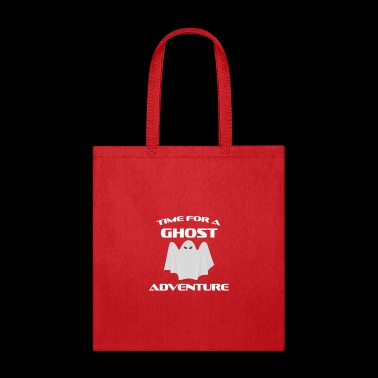 Scary Time For A Ghost Adventure myth T-Shirt gift - Tote Bag