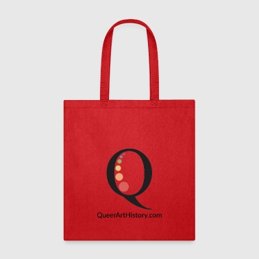 Queer Art History Q logo - Tote Bag