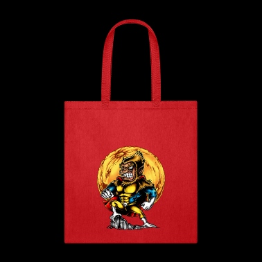 Super Monkey - Tote Bag
