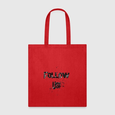 Follow us 1 - Tote Bag