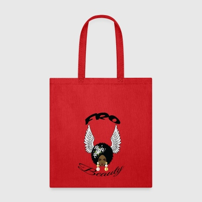 ron s angel wings girl - Tote Bag