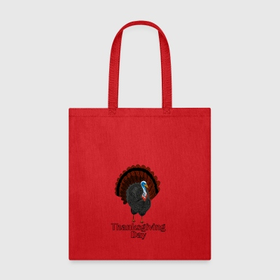 Thanksgiving Day: Turkey - Tote Bag