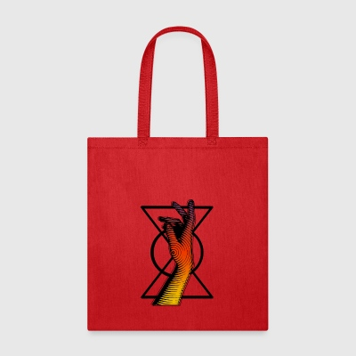 Hand of Time - Tote Bag