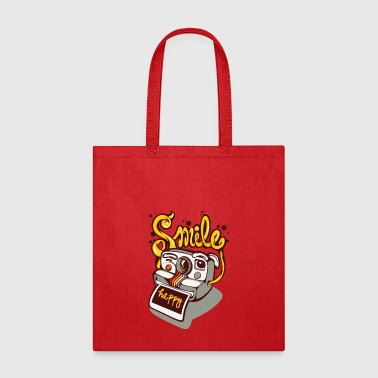 camera smile - Tote Bag