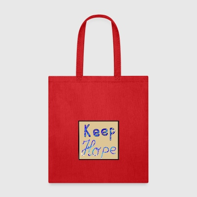 Keep Hope - Tote Bag