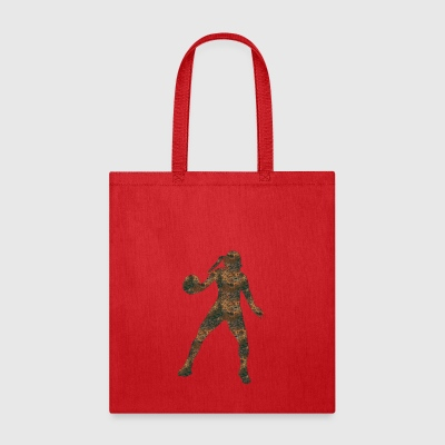 Rust Handball - Tote Bag