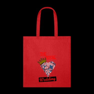 the royal wedding 123 - Tote Bag
