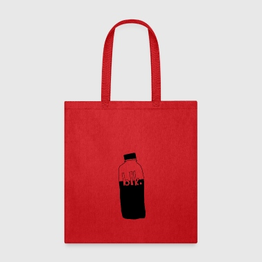 blk water - Tote Bag