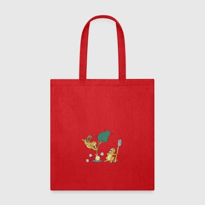 beaver biber nagetier rodents wood water3 - Tote Bag