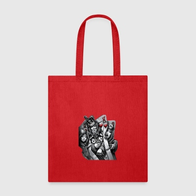 card poker - Tote Bag