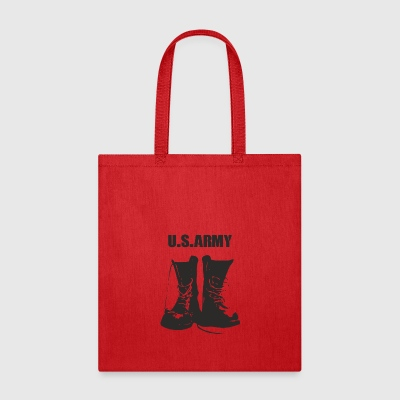 US ARMY feel like a soldier for daily challengue - Tote Bag