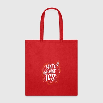 Mathematics inscription exact science - Tote Bag