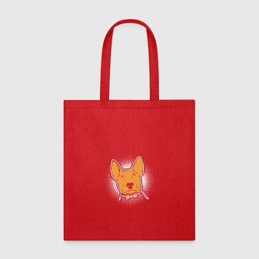 Bull Terrier Shirt - Tote Bag