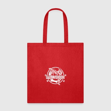 Taekwondo T Shirt - Tote Bag