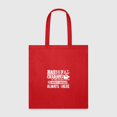 American National Guard Shirt - Tote Bag