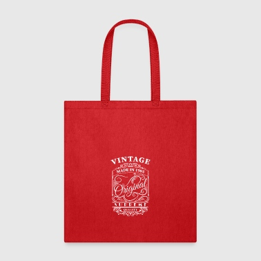 vintage made in 1985 - Tote Bag