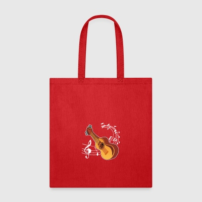 Ukulele Clothing - Tote Bag