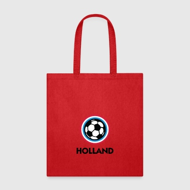 Holland Football Emblem - Tote Bag