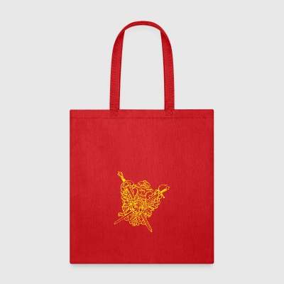 the crest - Tote Bag