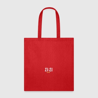 21:21 EVAK TEXT SKAM - Tote Bag
