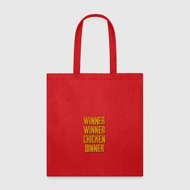 Winner Winner Chicken Dinner - Tote Bag