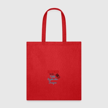 Mobile Application Designer - Tote Bag