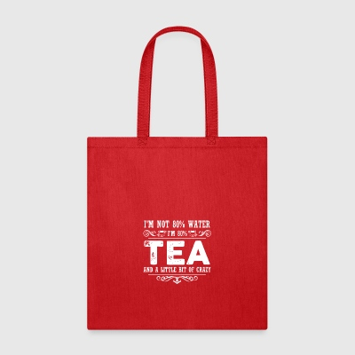 Tea Shirt - Tote Bag