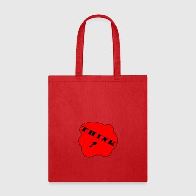 think - Tote Bag