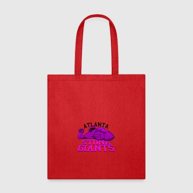 Atlanta Stone Giants - Tote Bag