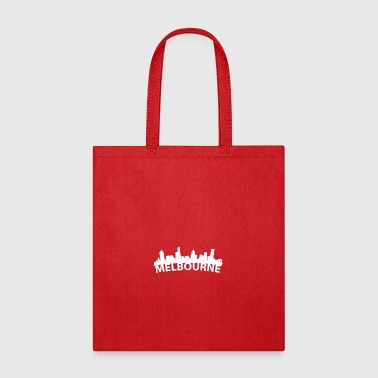 Arc Skyline Of Melbourne Australia - Tote Bag